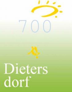 Festschrift 700 Jahre Dietersdorf (2004)