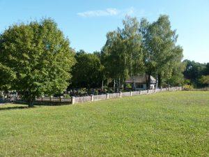 September 2016 – ein Spaziergang durch Dietersdorf. Friedhof