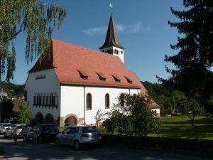 September 2016 – ein Spaziergang durch Dietersdorf. Georgskirche