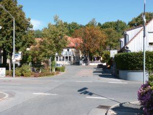 September 2016 – ein Spaziergang durch Dietersdorf. Rosa Mihalka Platz