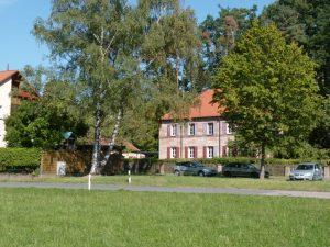 September 2016 – ein Spaziergang durch Dietersdorf. Pfarrhaus
