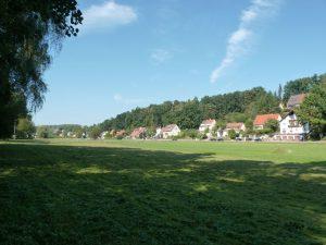 September 2016 – ein Spaziergang durch Dietersdorf. Im Gründel
