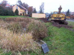 2012 - Weiherprojekt Dietersdorf