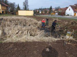 2013 - Weiherprojekt Dietersdorf