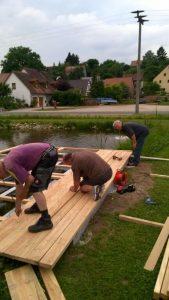 2015 - Weiherprojekt Dietersdorf