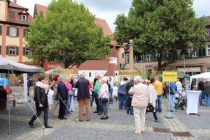 02.09.2017 - Das Fest der Stadtteile zum Jubiläumsjahr der Stadt Schwabach - 900 Jahre. Stand Dietersdorf