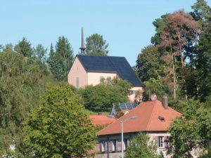 September 2016 – ein Spaziergang durch Dietersdorf. St. Hedwig