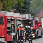 24.09.2017 - Feuerwehrübung in Dietersdorf. Fahrzeuge