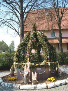 Dietersdorfer Osterbrunnen 2009