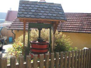 Mosthaus Dietersdorf 2005 Obstpresse