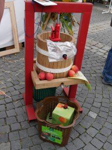02.09.2017 Fest der Stadtteile (RPS) - Obstpresse