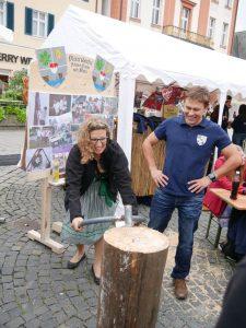 02.09.2017 Fest der Stadtteile (RPS) - Kärwamadla und Kärwaboum