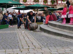 02.09.2017 Fest der Stadtteile (RPS) - Fässer rollen