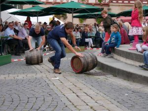 02.09.2017 Fest der Stadtteile (RPS) - Fassrollen