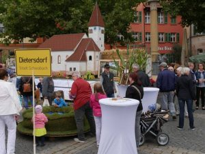 02.09.2017 Fest der Stadtteile (RPS) - Stand Dietersdorf