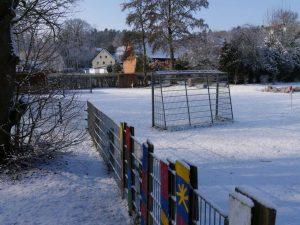 18.02.2018 Winter Impressionen Dietersdorf (RPS) - Bolzplatz