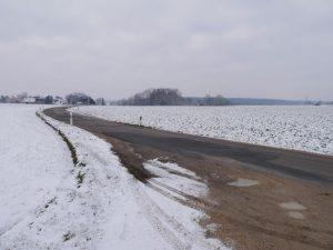 18.02.2018 Winter Impressionen Dietersdorf (RPS) - Krottenbacher Str.