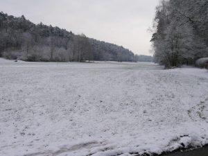 18.02.2018 Winter Impressionen Dietersdorf (RPS) - Blick Richtung Wolkersdorf