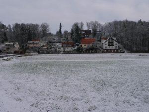 18.02.2018 Winter Impressionen Dietersdorf (RPS) - Dietersdorfer Strasse