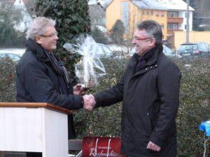 24.01.2011 - Neujahrsempfang des Gewerbes in Dietersdorf