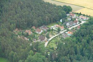 2012 Luftbilder Dietersdorf vom Heissluftballon - Heroldsberg (UH)