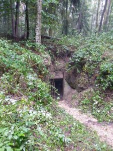 """06.10.2013 Kulturwanderung Dietersdorf (RPS) - """"Rattatas-Höhle"""" Nemsdorf"""