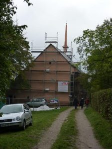 06.10.2013 Kulturwanderung Dietersdorf (RPS) - Kirche St. Hedwig