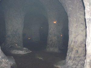 "06.10.2013 Kulturwanderung Dietersdorf (RPS) - ""Rattatas-Höhle"" Innen"