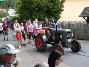2014 - Kärwa Dietersdorf (RPS) -Festumzug