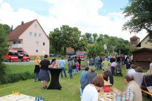 19.06.2016 - Einweihung Festplatz Dietersdorf
