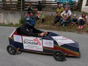 2017 - Kärwa Dietersdorf (RPS) - Seifenkisten-Rennen Schreinerei Schleier
