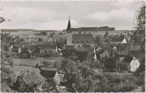 Postkarte aus Dietersdorf (vor 1958) - Privatbesitz (RPS)