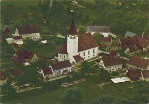Postkarte aus Dietersdorf (um 1960) - Privatbesitz (RPS)