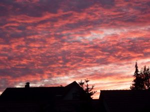 Wolken über Dietersdorf (RPS)