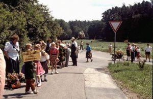 1990 Kärwa - Festumzug OGV