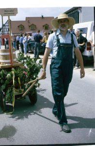2003 Kärwa Dietersdorf - Festumzug OGV