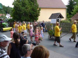 2014 - Kärwa Dietersdorf (RPS) -Festumzug - OGV Festumzug