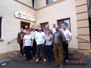 Besuch der Stadt Schwabach 2007 - Hufer