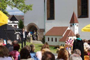 2013 Dorffest Dietersdorf - Kirche