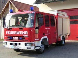 Feuerwehr Dietersdorf Fuhrpark