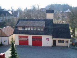 Feuerwehrhaus Dietersdorf