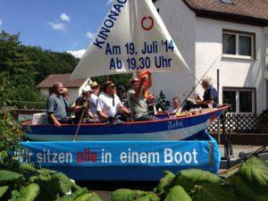 Beiträge zur Kirchweih in Dietersdorf 2014
