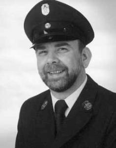 Freiwillige Feuerwehr Vorstand Gerhard Pfaffenritter (Archiv FFW)