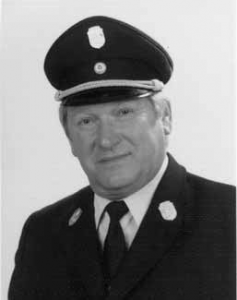 Freiwillige Feuerwehr Ehrenvorstand Hans Schleier (Archiv FFW)
