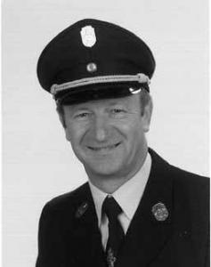 Freiwillige Feuerwehr Kommandant Hermann Ott (Archiv FFW)