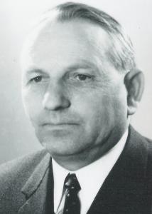 Johann Lösel - Vorstand OGV von 1963 – 1989