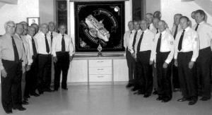 Seniorengruppe der Feuerwehr - Foto: G. Pfaffenritter