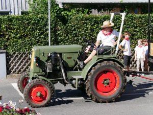2018 - Kärwa Dietersdorf (RPS) - Traktor