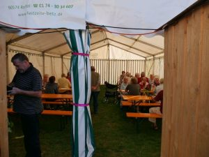 Weinfest Dietersdorf 2018 - Festzelt