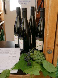 Weinfest Dietersdorf 2018 - Wein